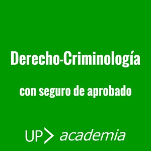 Derecho criminologia